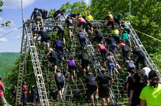 Here's a glance at 14 of the toughest obstacles you'll encounter in a Spartan Race. Spartan Race Obstacles, Spartan Race Training, Obstacle Races, Challenges, Racing, Photos, Running, Pictures, Photographs