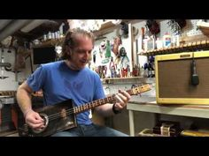 3 String Thursday with Mike Snowden Resonator Box Guitar Cigar Box Guitar, Thursday, Guitars
