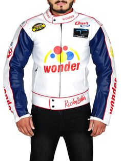 80ac27a03 11 Best Ricky Bobby Talladega Nights Wonder Bread Jacket images in ...