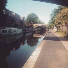 #sundaymorning #running #London Regent's canal