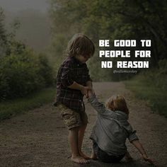 Positive Quotes : QUOTATION – Image : Quotes Of the day – Description Be good to people.. Sharing is Power – Don't forget to share this quote ! https://hallofquotes.com/2018/04/09/positive-quotes-be-good-to-people-2/