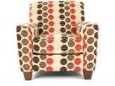 ashley apex natural accent chair
