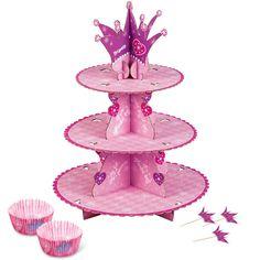 Cupcake : Princesa Cupcake Kit de soporte