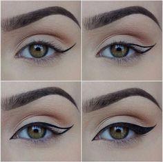 Winged Eyeliner #guide!!…