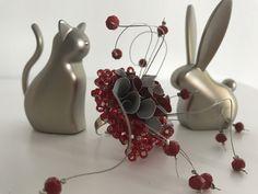 Anillo hecho con cápsulas de cafe Nespresso. Nespresso design. Nespresso art. Nespresso. Nespresso recycling capsules. Ring.