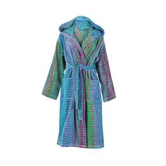 Ocean Magic Hooded Bath Robe (M) | Elaiva | Wolf & Badger