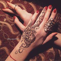 Henna @beautymehndi