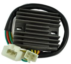 Best price on Voltage Regulator Rectifier Honda CBR 900RR & CBR 929RR 2000-2001  See details here: http://carstuffmarket.com/product/voltage-regulator-rectifier-honda-cbr-900rr-cbr-929rr-2000-2001/    Truly a bargain for the brand new Voltage Regulator Rectifier Honda CBR 900RR & CBR 929RR 2000-2001! Take a look at this budget item, read customers' opinions on Voltage Regulator Rectifier Honda CBR 900RR & CBR 929RR 2000-2001, and order it online with no second thought!  Check the price and…