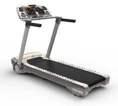 Yowza Fitness Smyrna Transformer Non-Folding Treadmill from Yowza Fitness