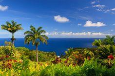 Garden of Eden, Maui, Hawaii