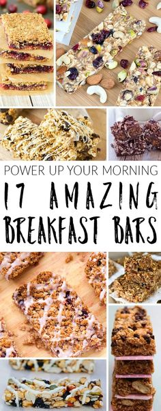 Mornings are tough enough so make them easier by choosing one of these delicious breakfast bars, packed full of goodness, the kids willa dore them too. #emilyleary #amummytoo #breakfastbar