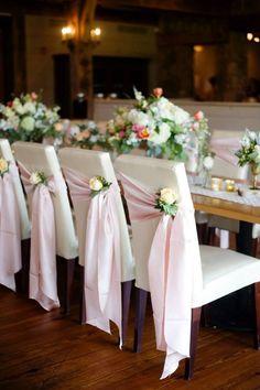 73 bride and groom wedding chair decoration ideas page 6 Wedding Chair Decorations, Wedding Chairs, Wedding Centerpieces, Wedding Table, Arch Decoration, Wedding Art, Wedding Groom, Our Wedding, Wedding Flowers