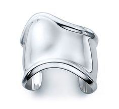 Bone Elsa Peretti® for Tiffany & Co. silver cuff
