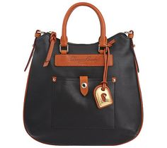 It's almost impossible to have a bad day when you're carrying a bag this good. Page 1 QVC.com