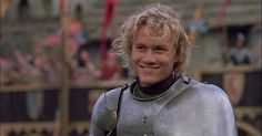 4 historical facts about the movieA Knight's Tale. #3: Most of Geoffrey Chaucer's life is well documented (all the man did was write, so it wasn't hard to know where he was), but there's a year or so during which historians have no idea what Chaucer was doing. A Knight's Tale is said to be what happened during that year.