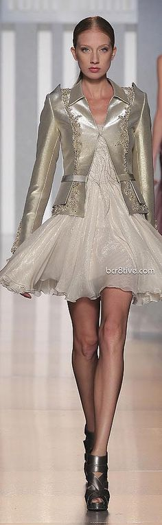 Tony Ward Haute Couture Fall Winter   2012 -2013