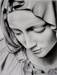Pieta by laura-20.deviantart.com on @deviantART