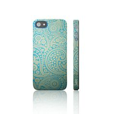 Another beautiful case for the iPhone 5 I'm not getting. $27.99, via @fab.