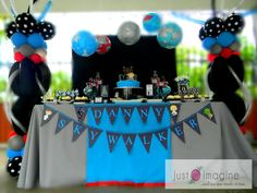 STAR WARS PARTY IDEAS ~ Southern Blue Celebrations