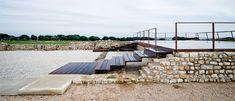 kigkliiidwma    roman forum of empuries by lola domenech 05 « Landscape Architecture Works   Landezine