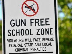 The gun-free zones of Carson, Trump - http://conservativeread.com/the-gun-free-zones-of-carson-trump/