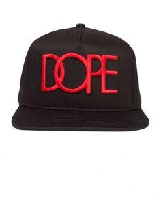 9fee6634e08 Dope - Classic Logo Snapback Cap -  30