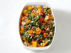 Get Chard, Squash and Tomatoes Recipe from Food Network
