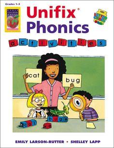 Unifix Phonics Activities Book   Main photo (Cover)