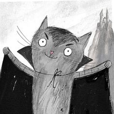Laura Hughes - Cat Dracula