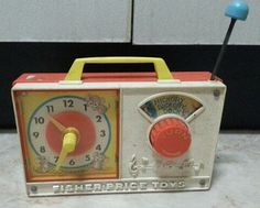 FISHER PRICE TOYS Music box Picture-story show Vintage by jpmslcom