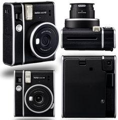 Aparat Foto Instant Fujifilm Instax Mini 40 Fujifilm Instax Mini, Apple Watch