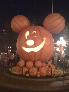 Disneyland Halloween! Went here for Halloween.. It was awesome but I think I could do without the dried apples and carrots :)