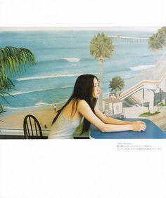 Aoi Yuu - Travel Sand 110 Yu Aoi, Summer Editorial, Japan Girl, Fashion Photography, Girly, Scene, Japanese, Poses, Portrait