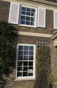 Large uPVC sash windows made to order #sashwindows