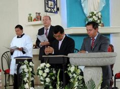 Colombia: Profesión Perpetua de los Hermanos Robinson Emilio Moná Moncada y José Rodrigo Martínez