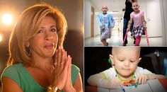 Hoda teams with Sara Bareilles, Cyndi Lauper to help kids with cancer