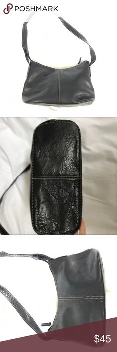 Fossil Black Leather Shoulder Bag To be Written. Bundle to save 20% on your order and I love offers! Fossil Bags Shoulder Bags