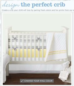 Pottery Barn Kids Harper Bedding