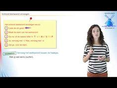 Voltooid deelwoord - NederlandsAcademie - YouTube Dutch Language, Pre School, Grammar, Netherlands, Dutch