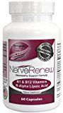 #healthyliving All-Natural Neuropathy Support Supplement with Stabilized R-Lipoic Acid  Absorbs Fast  Alternative Nerve Pain Treatment  30 Day Supply (60 Count)