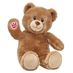 de063985bd1 This cute Brown teddy bear has soft brown fur and a smile that brightens  the room. You can personalize Lil  Cub. Build-A-Bear Workshop