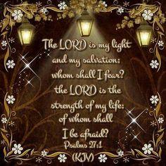 Psalm 26:1 KJV
