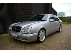 1997 Mercedes-Benz E Class E50 AMG Saloon Auto 5.0 4dr BEST AVAILABLE + JUST ARRIVED Petrol KINGS LANGLEY - Top Marques