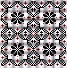 Solo Patrones Punto Cruz Biscornu Cross Stitch, Cross Stitch Borders, Cross Stitching, Cross Stitch Embroidery, Cross Stitch Patterns, Blackwork Patterns, Embroidery Patterns, Tapestry Crochet, Crochet Motif