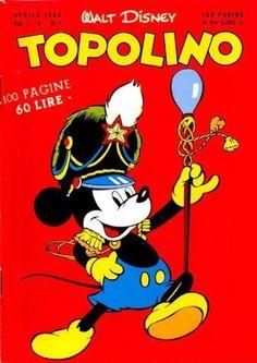 Topolino comic book