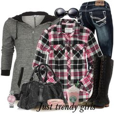 sporty casual teen style outfit
