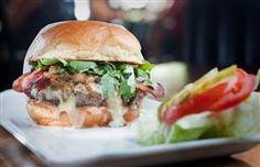 Food: Burger Time on Pinterest | Burgers, Fish Burger and Burger ...
