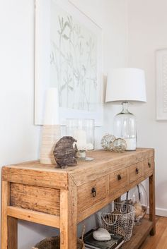 Coastal Style Blogspot - My Beach House - The Dining Room