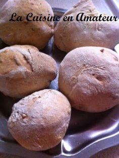 La cuisine en amateur de Maryline: Pain aux graines de tournesol