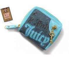 cheap - Cheap Juicy Couture Coin Purses - Blue/Grey - Wholesale Discount Price    Tag: Cheap Juicy Couture Handbags store, Discount Juicy Couture Outlet, Cheap Juicy Couture Wallets sale, Original Juicy Couture Purses outlet, Wholesale Juicy Couture Jewelry new arrivals